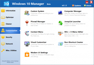 Windows 10 Manager 3.0.8 Crack Keygen Free Download 2019