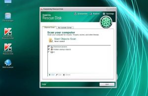 Kaspersky Rescue Disk 18.0.11.0 Crack With Keygen Free Download