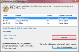 DVDFab Passkey 9.3.4.9 Crack + Keygen Free [Latest Version]