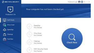 360 Total Security 10.6.0 Serial Key Premium Crack Free 2019
