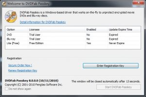 DVDFab Passkey 9.3.5.0 Crack Full Registration Keygen {Latest}