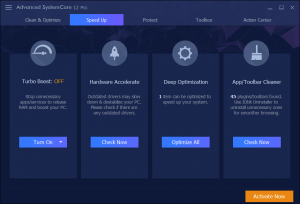 Advanced SystemCare Pro 12.5.0.355 Crack & Serial Key 2019 {Latest}