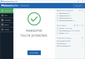 Malwarebytes Anti-Malware 3.9.23.2814 Crack + Full License Key