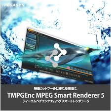 TMPGEnc MPEG Smart Renderer 5.0.21.27 With Crack 2020